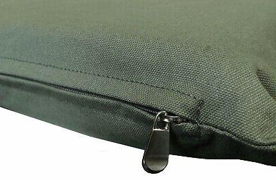 durable green canvas 100 percent cotton fabric
