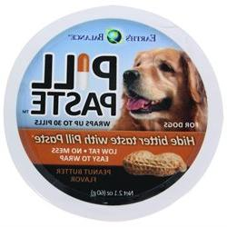 Earth S Balance Pill Paste For Dogs Color: Peanut Butter. Si