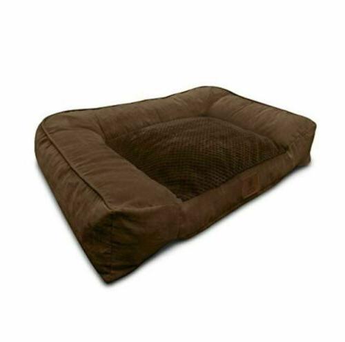 extra large dog bed ultra plush