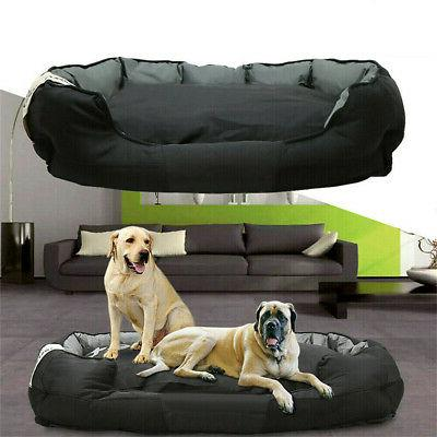 Extra Large Pet Dog Bed Durable Mat Pad House Kennel Cat Pup