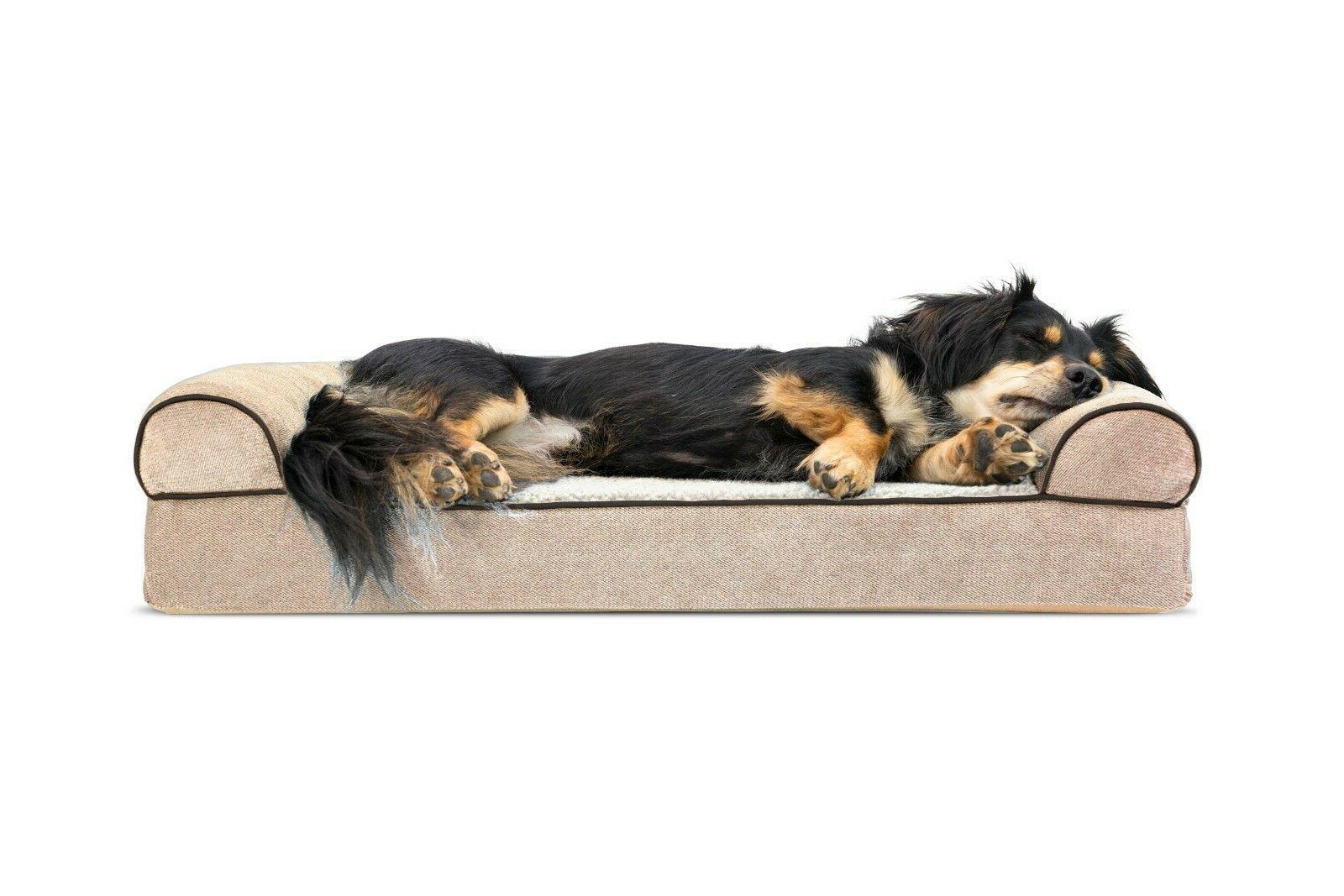 FurHaven Pet & Sofa Dog Bed