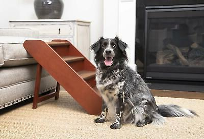 Foldable Pet Ladder Dog Portable Steps Sofa Couch