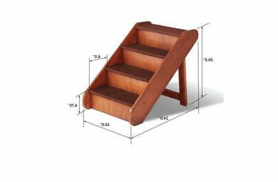 Foldable Dog Portable Steps Bed Couch