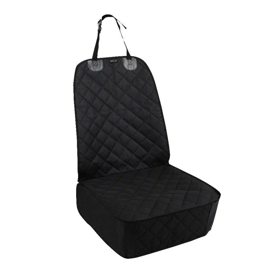 Front Seat Cover for Cars Trucks and SUV Dog Car Seat Covers