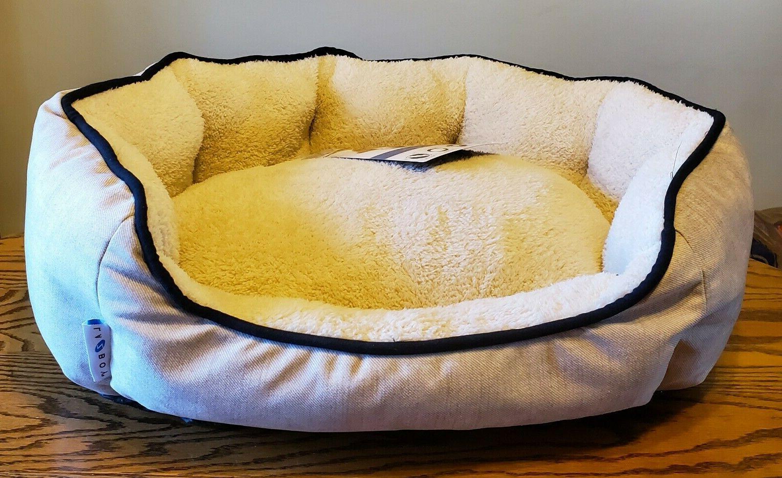 genuine la z boy lounger dog bed