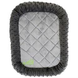 Godog Bedzzz Bubble Plush Extra Small 18X13-Gray