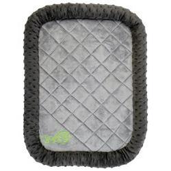 Godog Bedzzz Bubble Plush Small 23X17-Gray