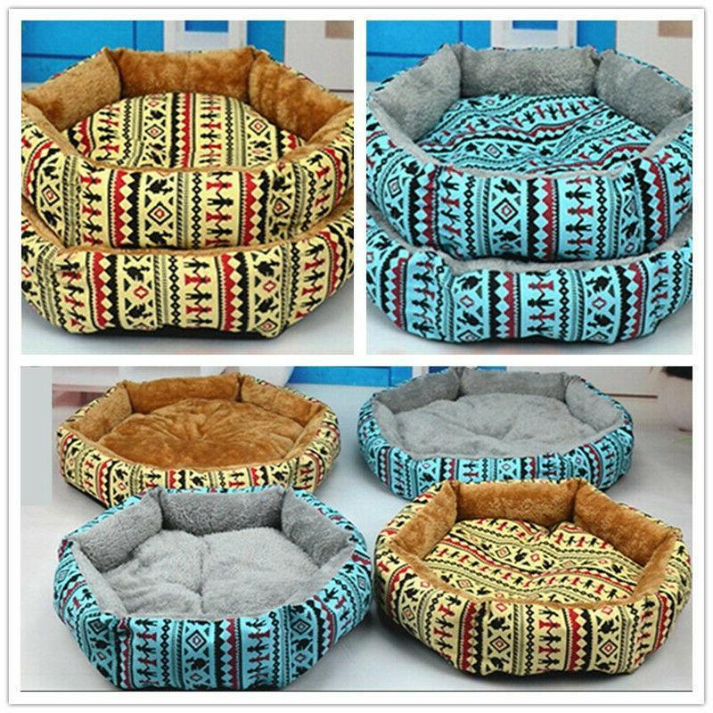 Hexagonal Cat Dog Beds House Mat