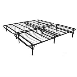 HighRise Folding Bed Base- Bed Frame and Box Spring in One-