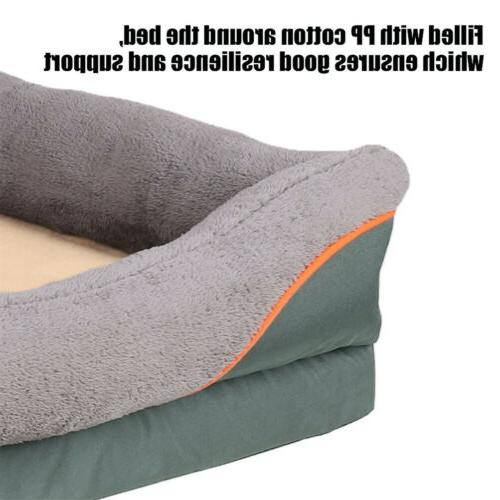 Pet Bed Soft Foam