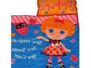 Lalaloopsy Nap Mat Sew Magical Toddler Slumber Roll