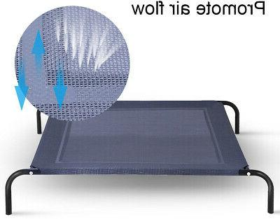 Large Dog Cat Elevated Outdoor Frame Mat