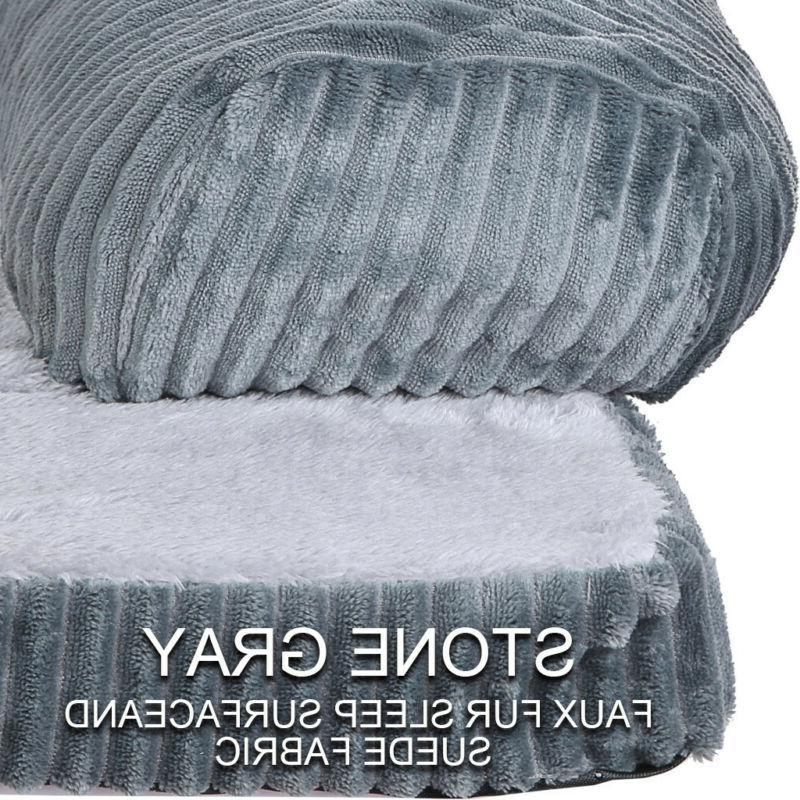 Large Bed Dog Cushion Soft Winter Sofa