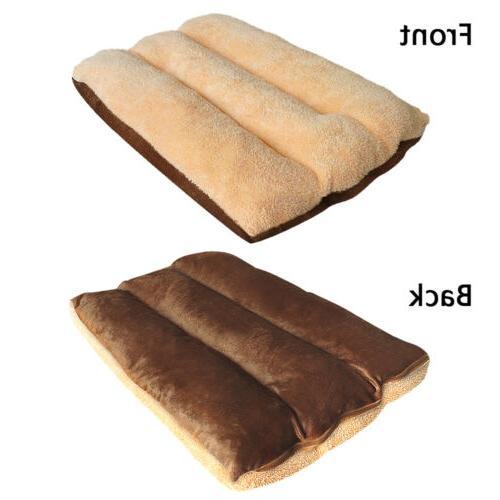 Large Dog Pillow Mat Washable Soft Winter Warm