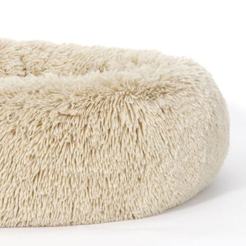 Donut Cat Dog Pet Bed Medium Small