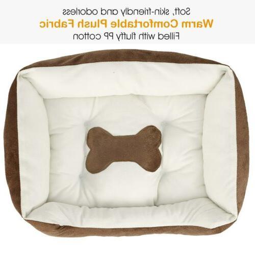 Large Soft Pet Cozy Mats Washable