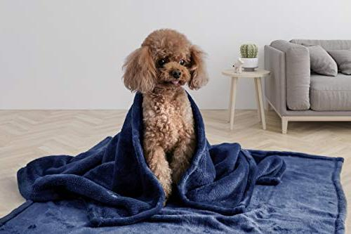 Love's cabin Pet Dog Puppy Blanket for Crate, Kennel, Bed an