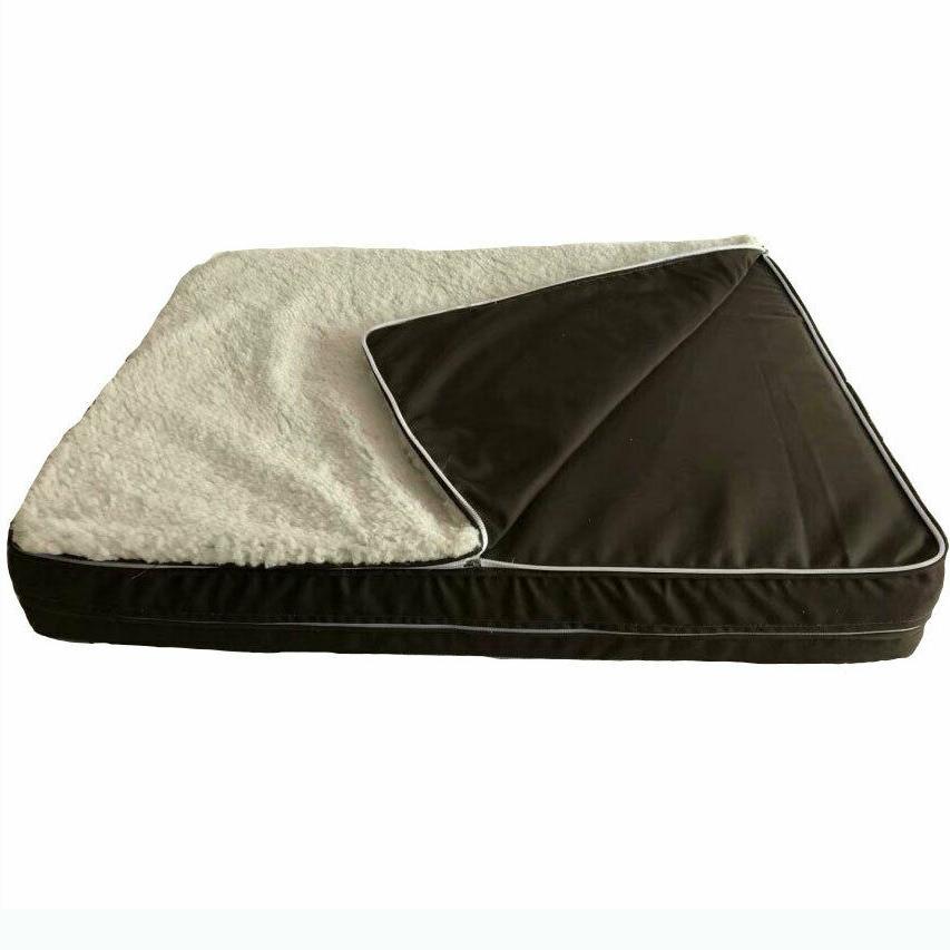 Orthopedic Luxury Memory Foam Large Small Washable