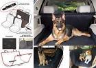Luxury Pet Car Van SUV Back Rear Bench Seat Cover Waterproof