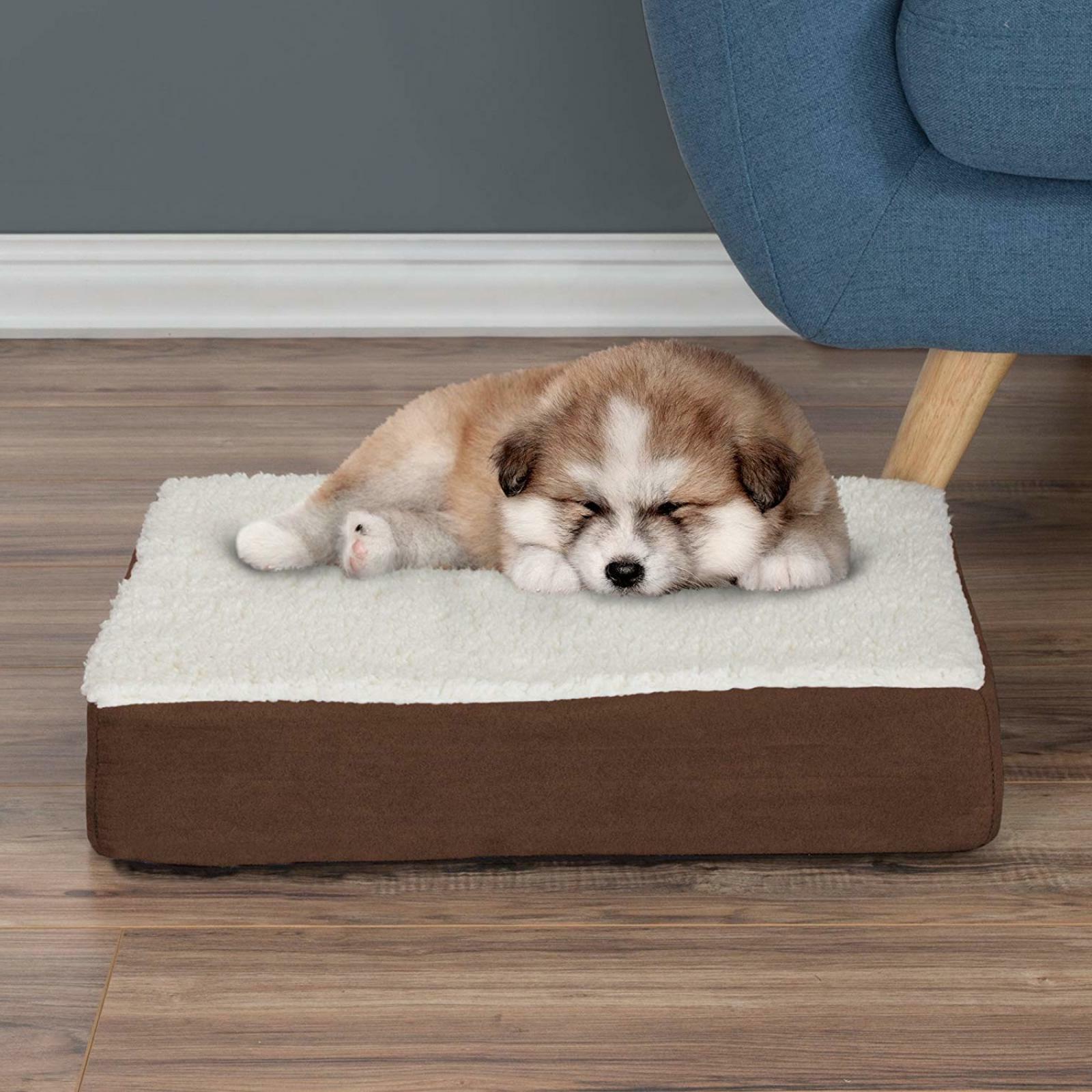 Orthopedic Foam Cover Top Pet Small