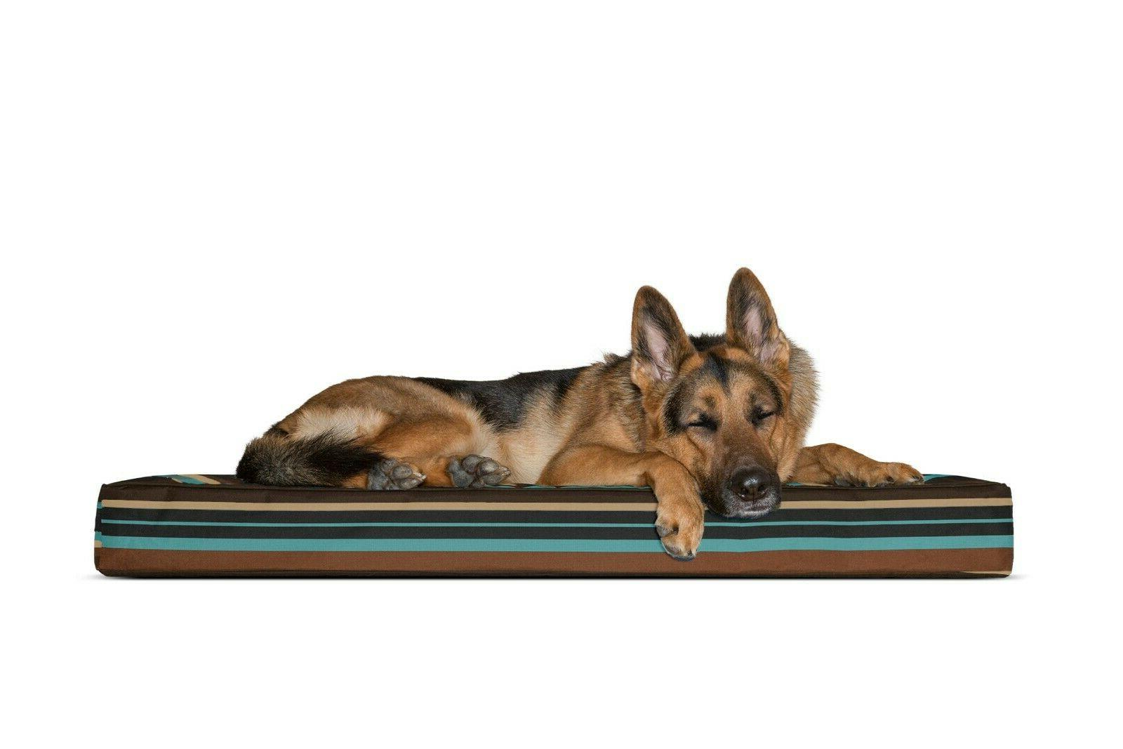 Furhaven NAP Indoor Outdoor Pet Bed