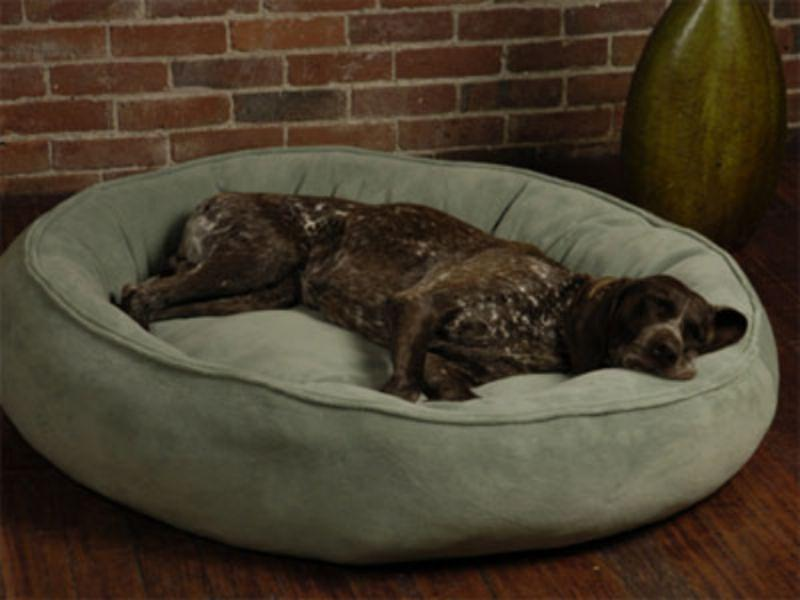 BIG SHRIMPY NEST DOG BED - LARGE - FREE SHIPPING IN THE UNIT