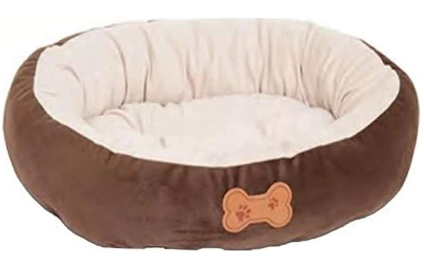 NEW Round Pet Dog Warm Soft Cushion