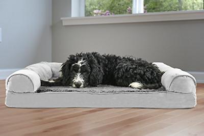 orthopedic dog couch