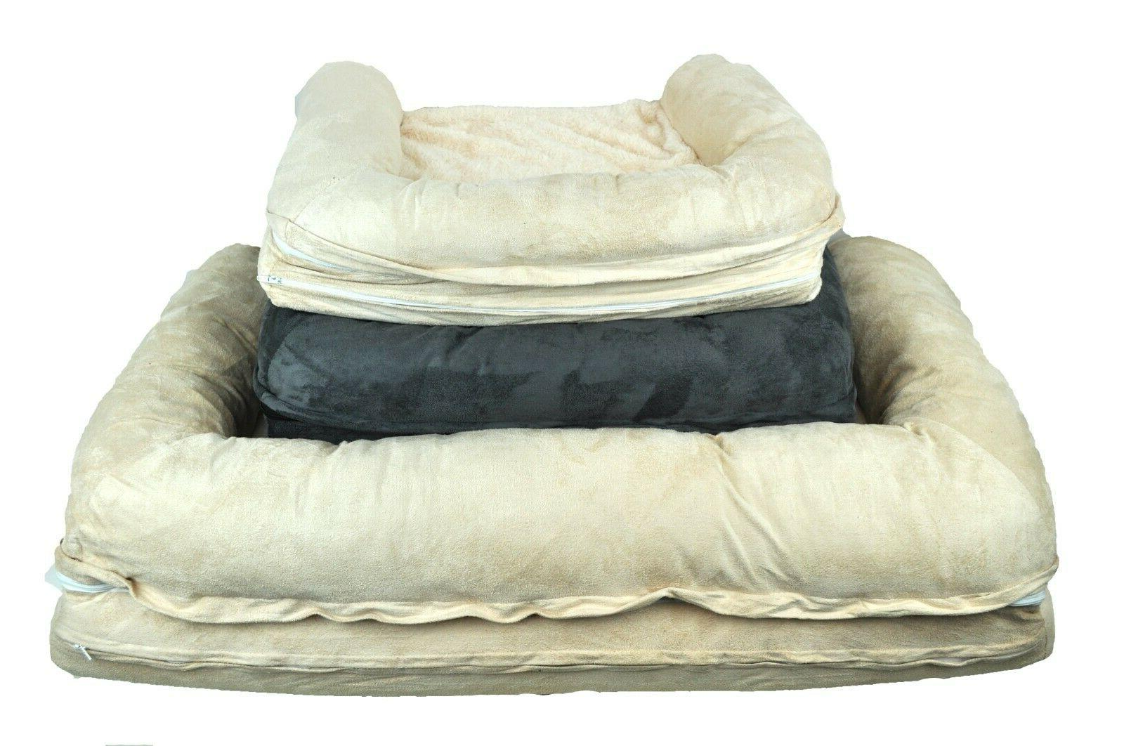 Orthopedic Dog Sofa Comfortable Sofa Great Washable