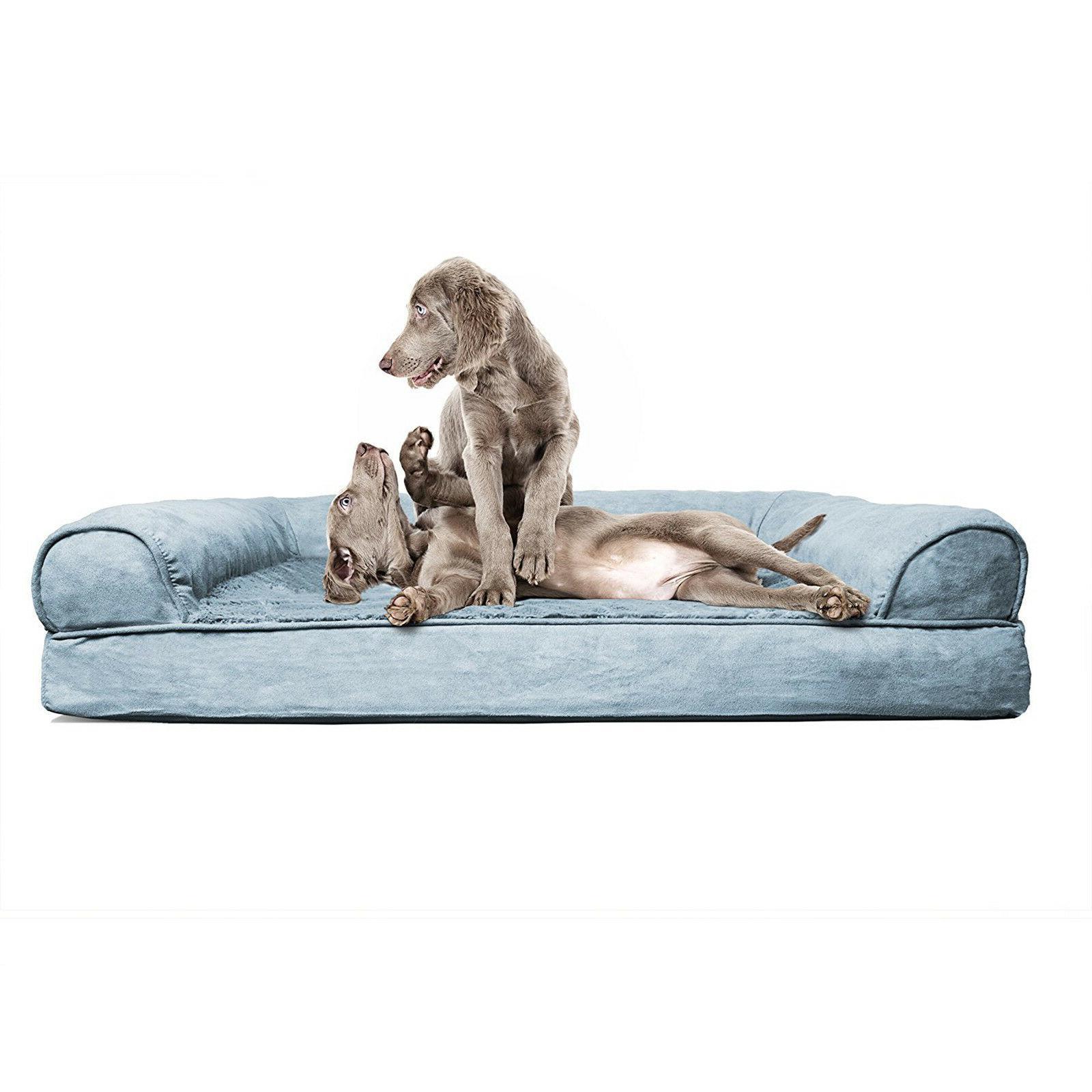 Orthopedic Sofa Bed Foam Cat Large Medium New
