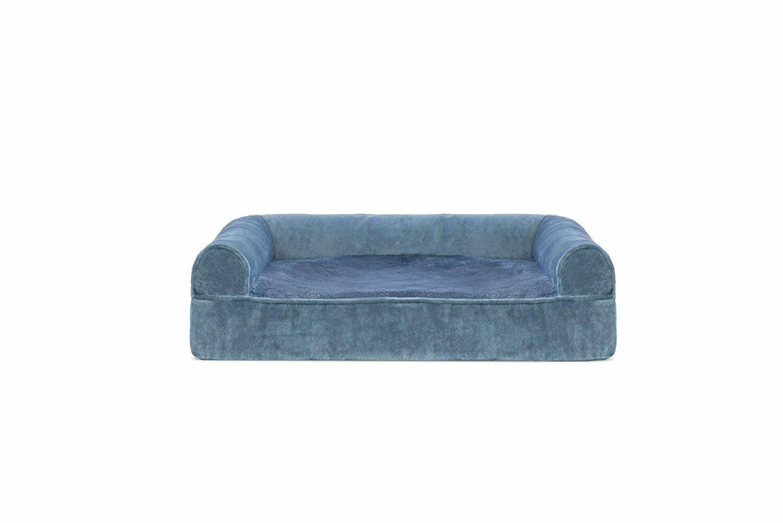Orthopedic Dog Sofa Foam Cat Comfortable Large Jumbo Medium New