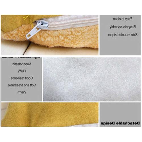 Oversized Bed Pet Soft Kennel Pillow L XL