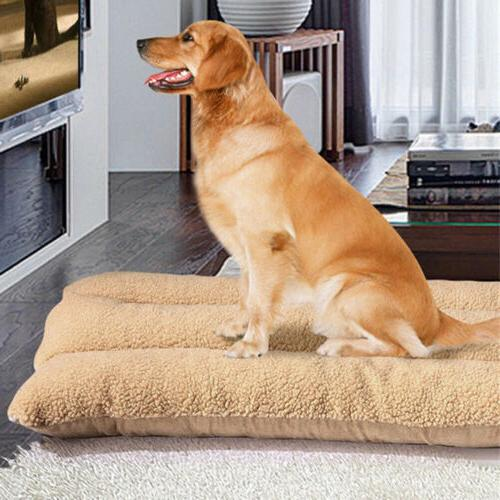 XL Orthopedic Dog Pillow Plush Pet Lounger for Foam