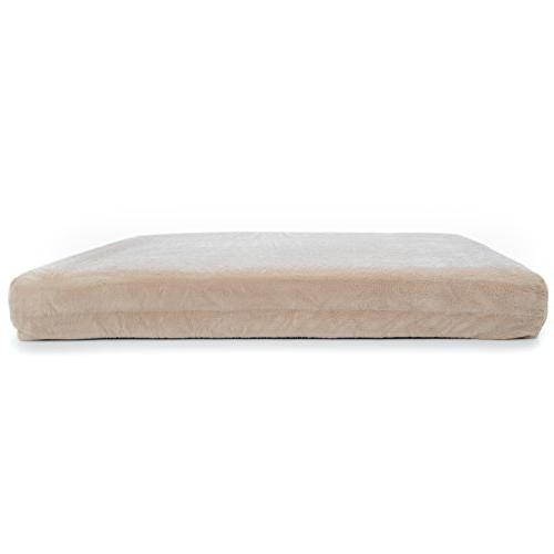 Milliard Foam Bed Removable Waterproof Non-slip Cover Large 40 in.