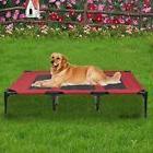 "Outdoor Indoor Portable XLarge 48"" Dog Pet Cat Elevated Rais"