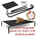 New PawHut Indoor/Outdoor Portable Dog Cat Sleep Bed Elevate