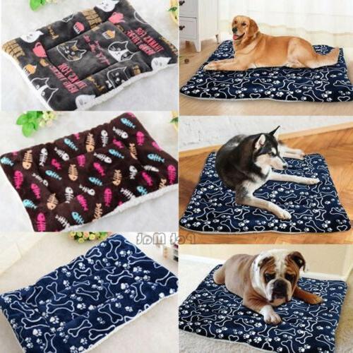 pet dog cat cute bed cushion mat