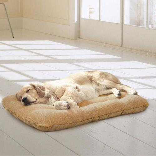 Extra Dog Ultra Foam Durable Jumbo Winter Mattres