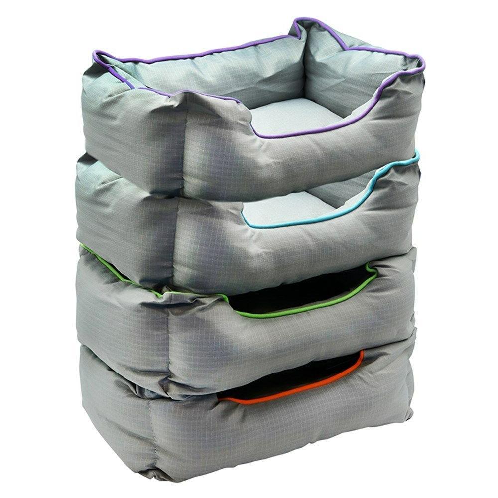 Pet Bed Cat Pad Mat Cushion RIP WALLED