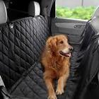 Pet Car Back Seat Covers Waterproof Protector Hammock Blanke