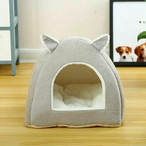 Pet Dog Nest Sleeping Cave House