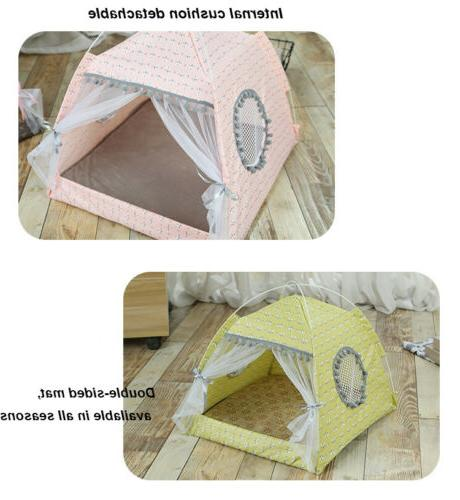 Pet Bed House Small Kennel NEW