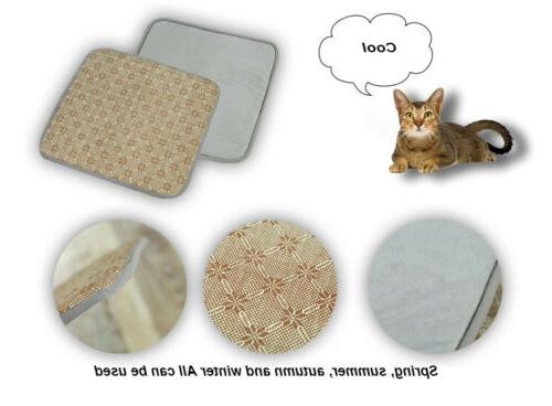 Pet Cat Dog Cave Bed House Small Spring Kennel
