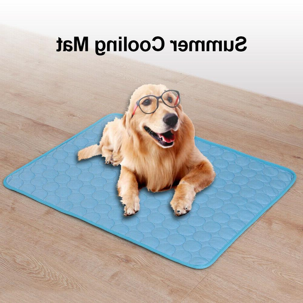 Pet Cooling Pad Comfortable Bed for US