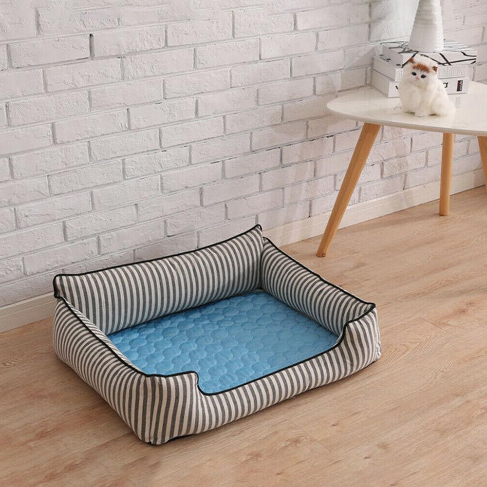 Pet Mat Cool Pad Comfortable for Dog Cat Puppy US