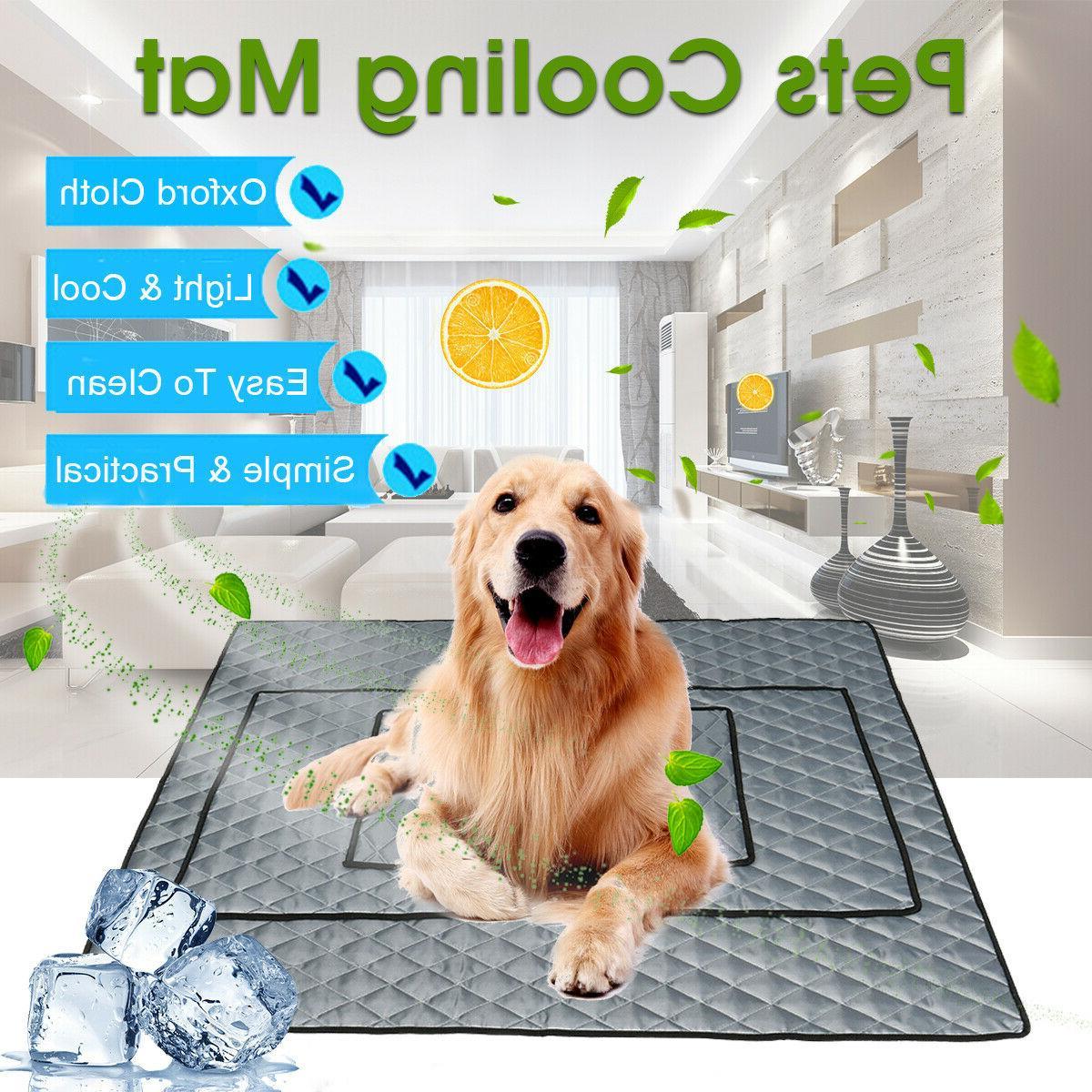 pet cooling mat non toxic cool pad