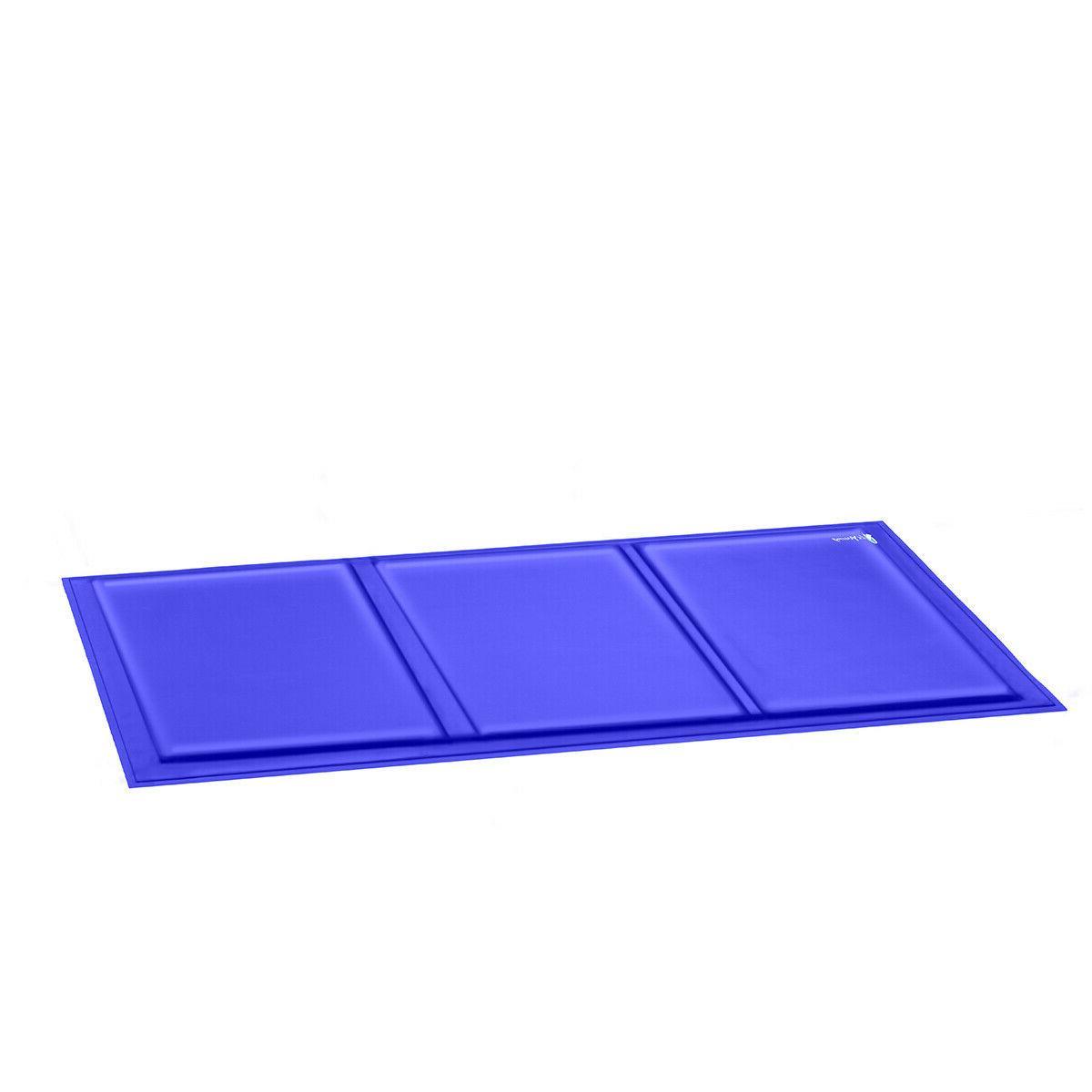 Pet Mat Pad Gel Crate Beds L
