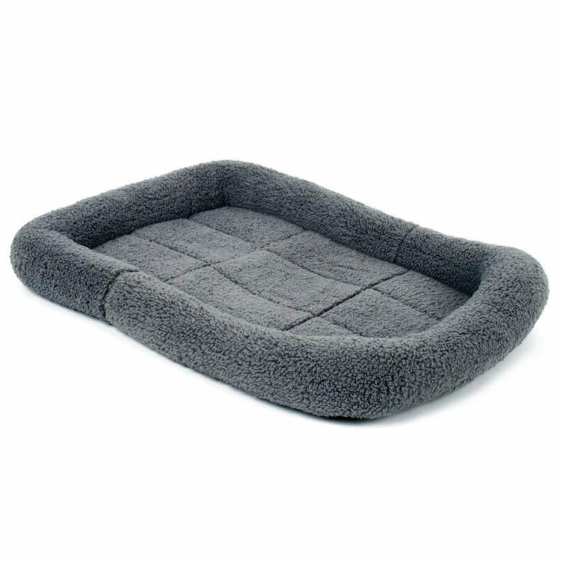 Pecute Pet Cushion Sleeping Mat for Dog Comfortable Coral Ve