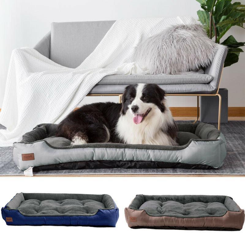 pet dog bed warm large dog house