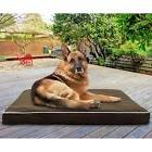 Pet Dog Bed Water-Resistant Deluxe Orthopedic Indoor Outdoor